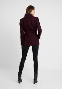 mint&berry - Short coat - bordeaux - 2