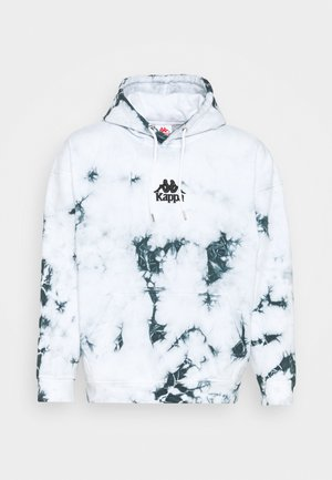 DERTUC - Bluza z kapturem - white