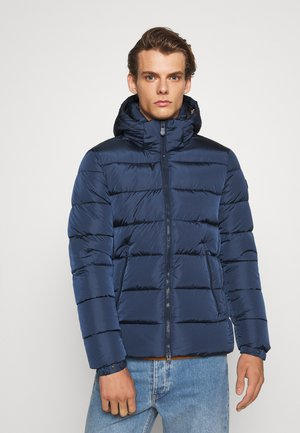 Winter jacket - navy blue