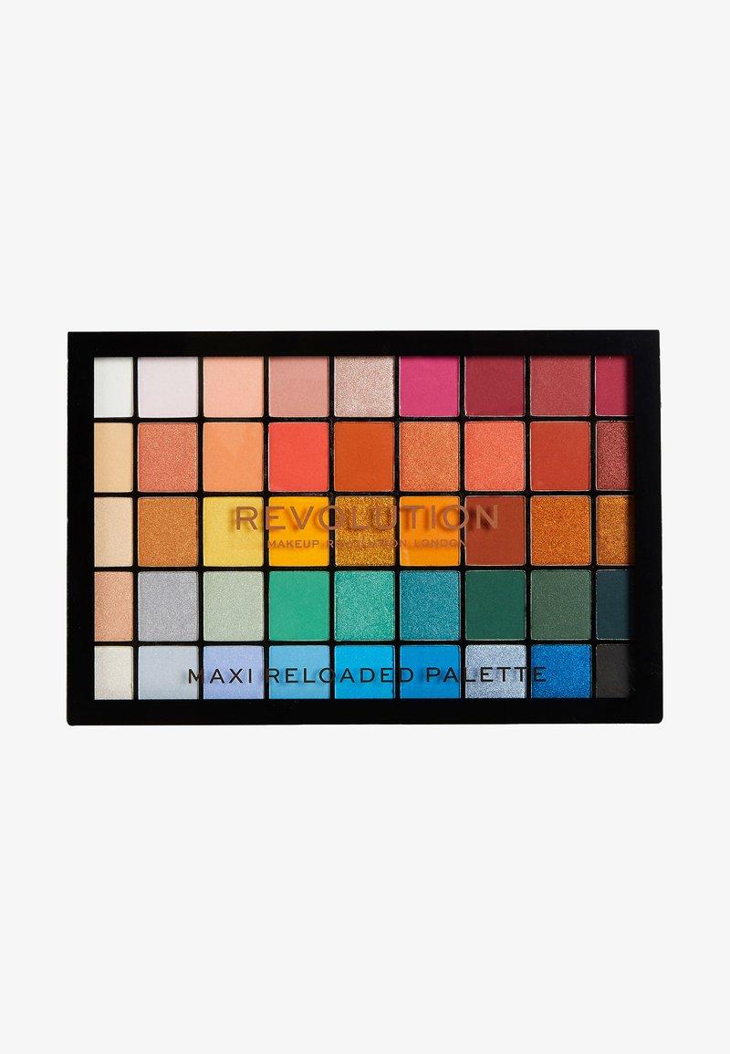 Make up Revolution - MAXI RELOADED EYESHADOW PALETTE - Eyeshadow palette - big shot