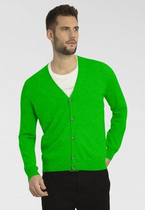 Vest - spring green