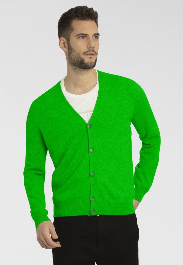 Gilet - spring green