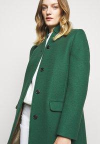 CLOSED - PURE PORI - Classic coat - green - 3