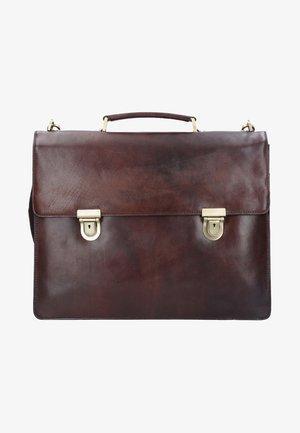 CAMBRIDGE  - Briefcase - brown