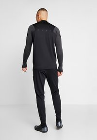 Nike Performance - DRY STRIKE PANT - Tracksuit bottoms - black/anthracite - 2