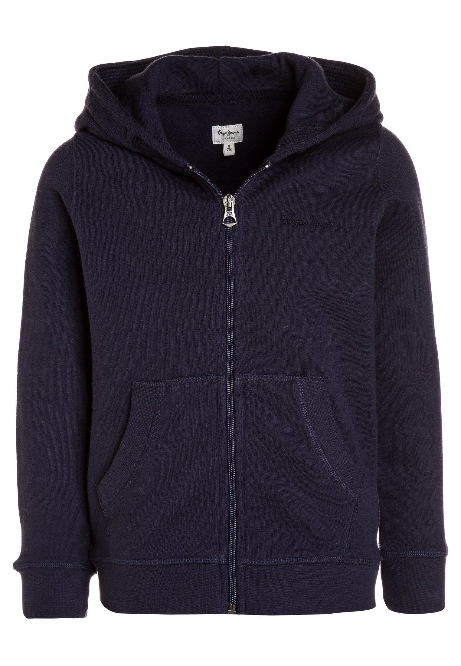 Kids ZIP THRU GIRLS - Zip-up sweatshirt