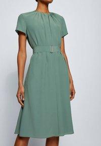 BOSS - Day dress - light green - 3