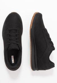 Vaude - ASFALT DFX - Sneakersy niskie - black - 1