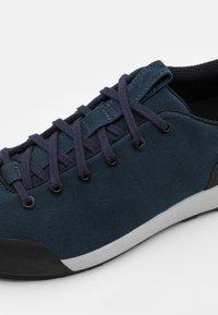 Scarpa - SPIRIT - Zapatillas de senderismo - blue/gray - 5