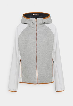 DIMMIT - Softshelljacke - natural white