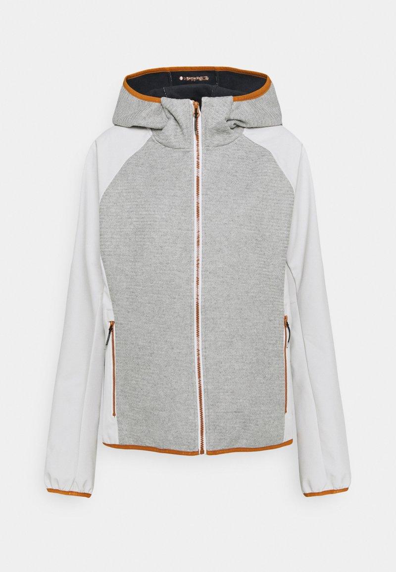 Icepeak - DIMMIT - Soft shell jacket - natural white