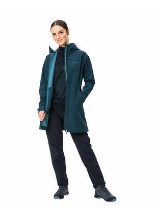 SKOMER  - Soft shell jacket - dark blue