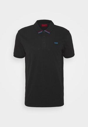 DARUSO - Polo - black