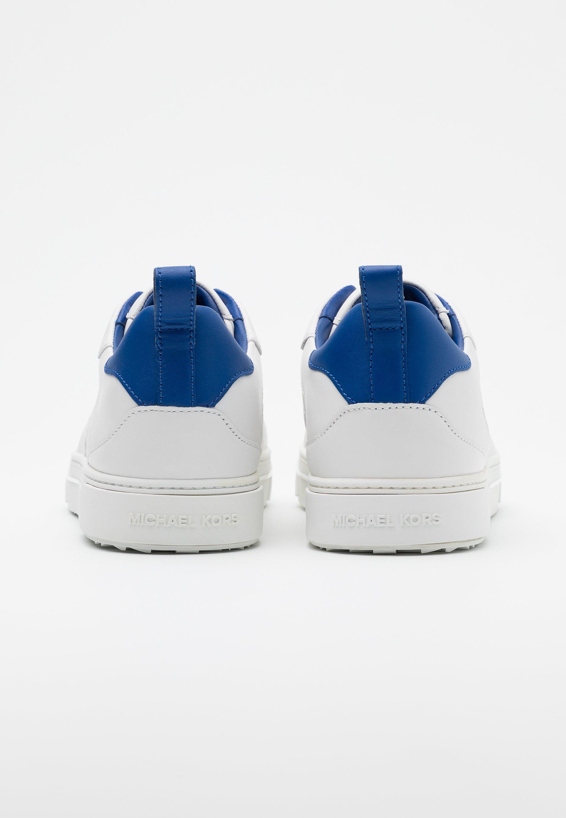 Michael Kors BAXTER - Sneaker low - optic white/weiß - Herrenschuhe BvsNO