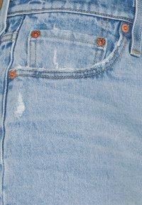 Levi's® - 501® MID THIGH SHORT - Denim shorts - tango crushed short - 2