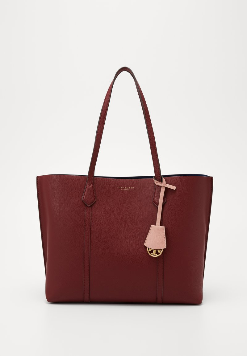 Tory Burch - PERRY TRIPLE COMPARTMENT TOTE - Velká kabelka - tinto