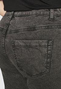 Zizzi - AMY - Jeans Skinny Fit - grey denim - 4