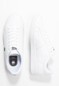 G-Star - CADET - Sneaker low - milk - 1