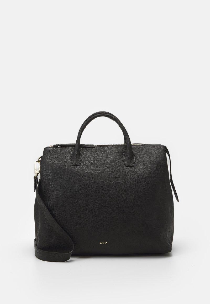 Abro - GUNDA BIG - Shopping bag - black