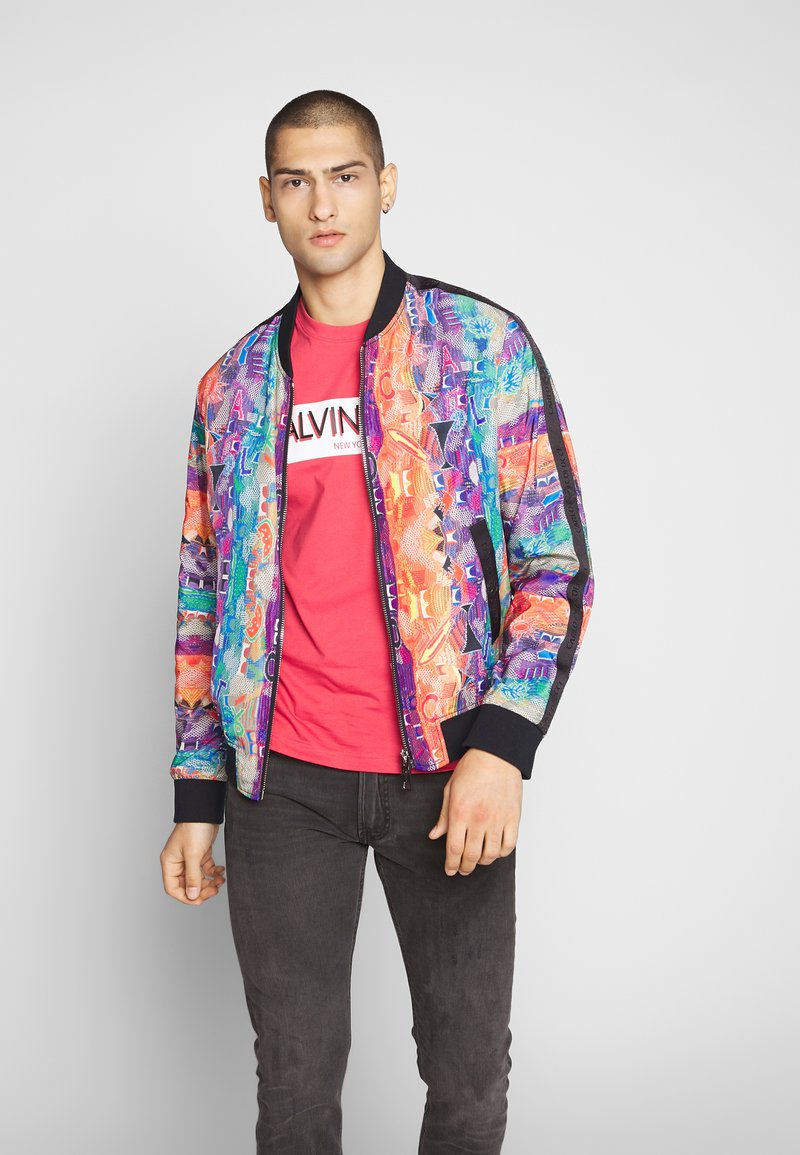 Carlo Colucci - Bomber Jacket - weiss