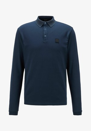 PCLASS - Polo shirt - dark blue