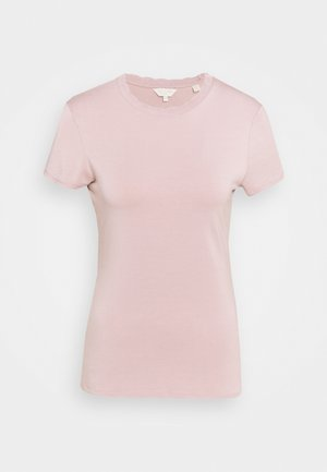 LECCA - Basic T-shirt - dusky pink