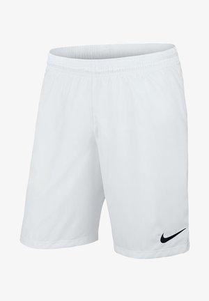 Sports shorts - weissschwarz