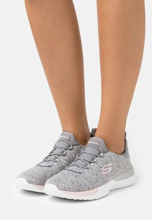 DYNAMIGHT - Sneakers laag - gray/light pink