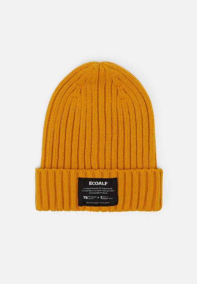 THICK HAT UNISEX - Beanie - mustard