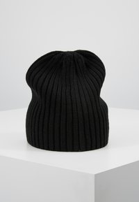 Jack & Jones - JACBART BEANIE - Čepice - black - 2