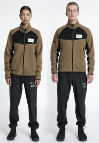 HALO - Fleecejakker - vintage brown - 1