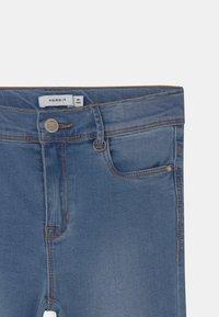 Name it - NKFPOLLY - Bootcut jeans - medium blue denim - 2