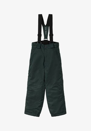 SKIHOSE SNOW10 FUNKTIONS - Rain trousers - darkest spruce