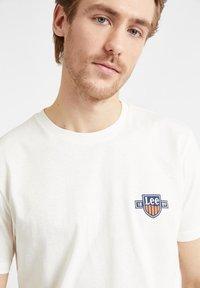Lee - T-shirt basique - white canvas - 4