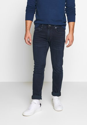 LANG - Slim fit jeans - blue denim