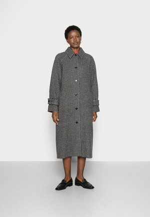 ALMA  COAT  - Classic coat - black