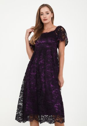 Vestito elegante - lila