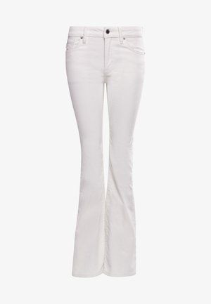 Flared Jeans - oyster