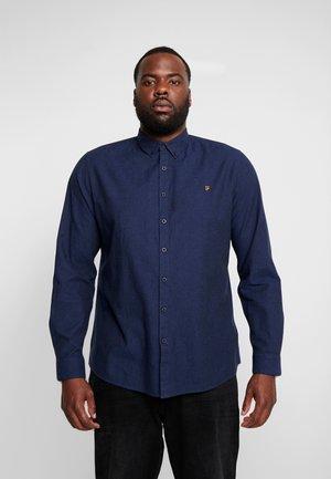 PLUS STEEN - Shirt - true blue