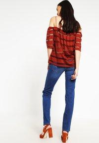edc by Esprit - Straight leg jeans - blue denim - 2