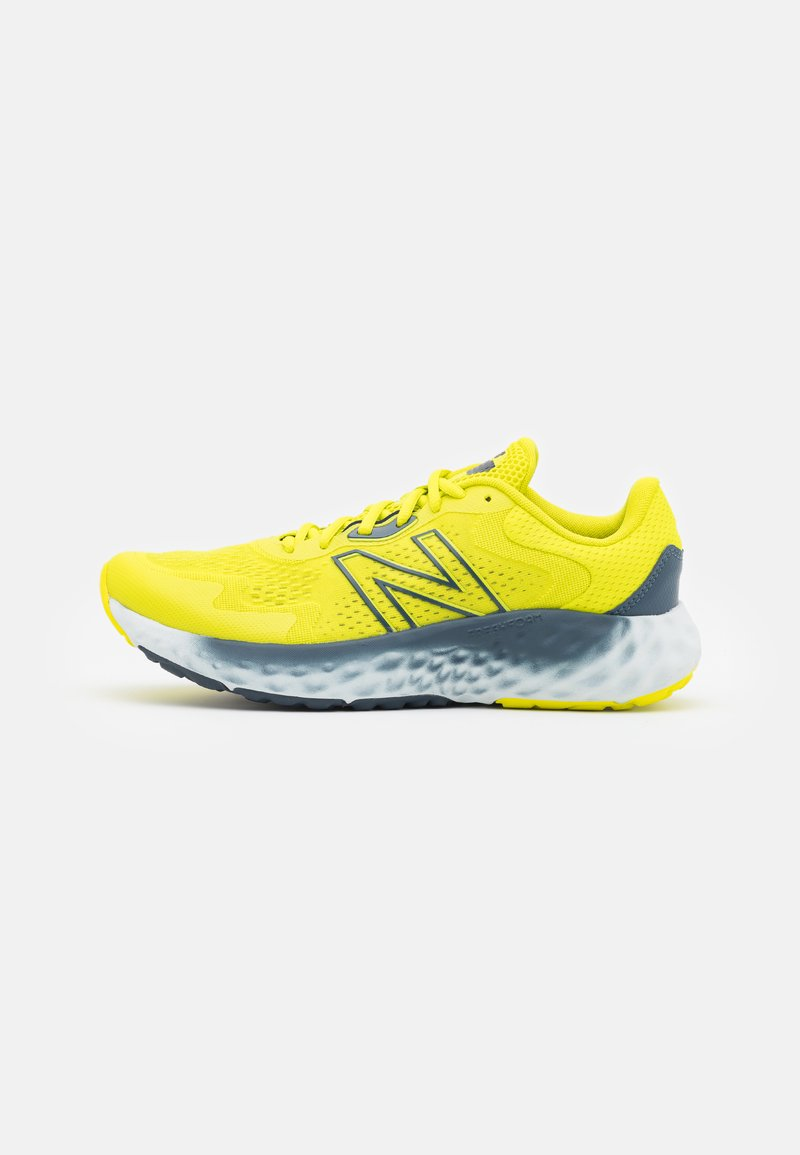 New Balance - EVOZ - Nøytrale løpesko - sulphur yellow
