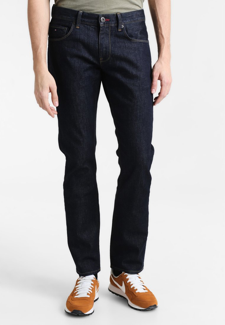 Tommy Hilfiger - DENTON - Straight leg jeans - new clean rinse