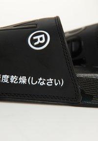 Superdry - Mules - black /black/mono camo dot - 3
