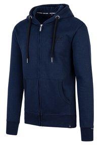 Spitzbub - LENNY - Zip-up sweatshirt - blau - 2