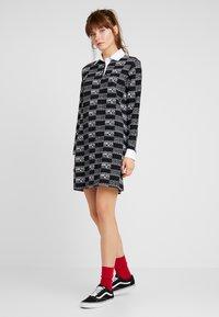 Obey Clothing - HIGHLAND DRESS - Jumper dress - black - 1