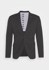 Selected Homme - SLIM BYRON  - blazer - dark grey - 4