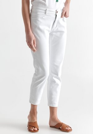 SERMA - Trousers - white