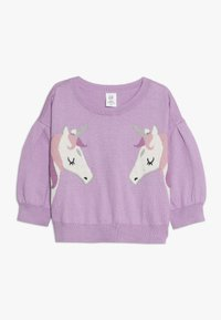 GAP - TODDLER GIRL - Pullover - purple - 0