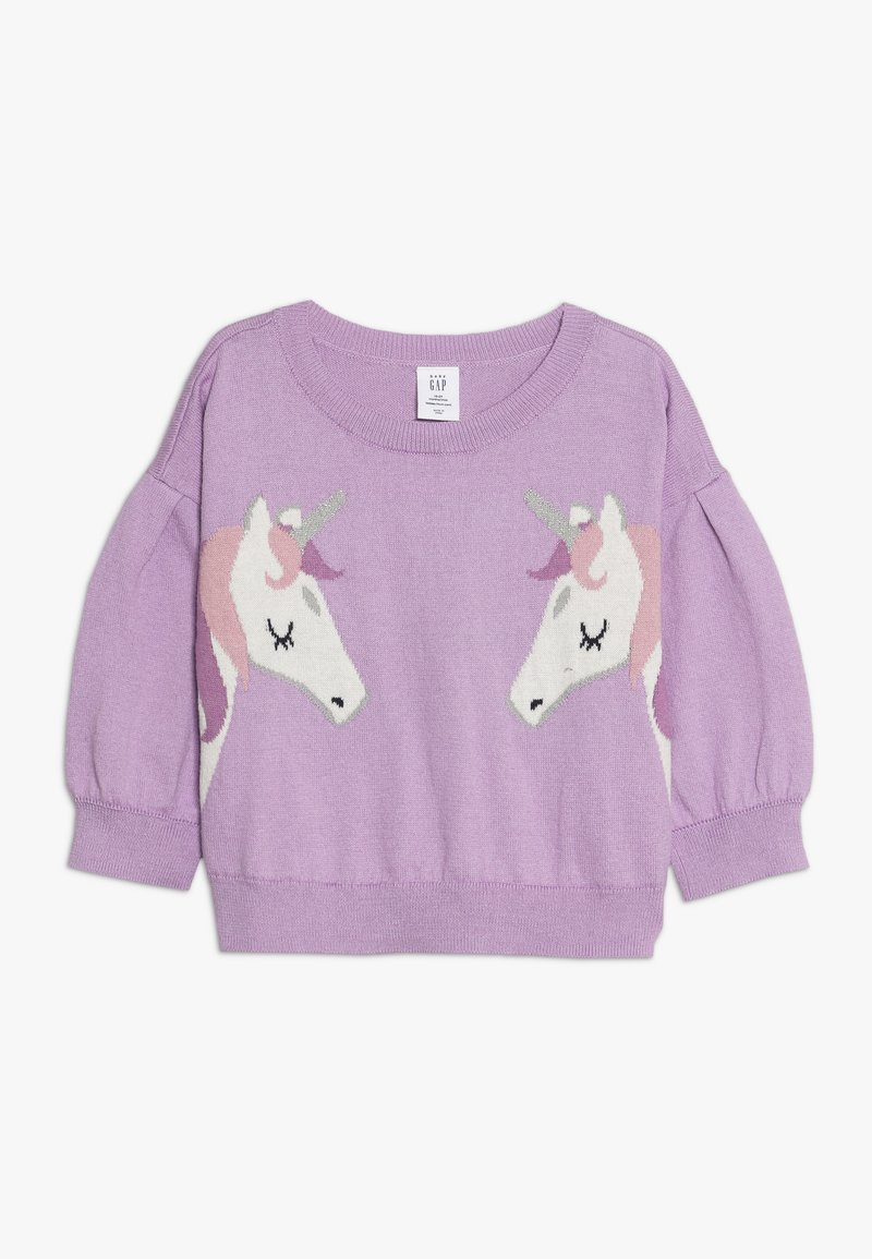GAP - TODDLER GIRL - Pullover - purple