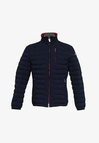 Wellensteyn - MOL - Winter jacket - darknavy/red - 0